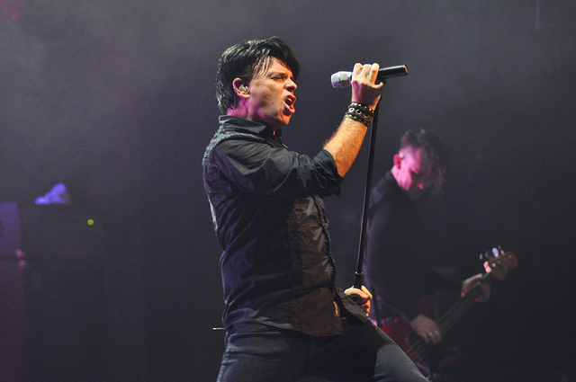gary numan by Jason Persse