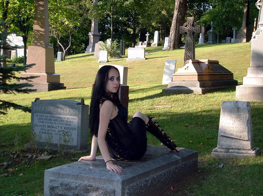 Graveyard Goth