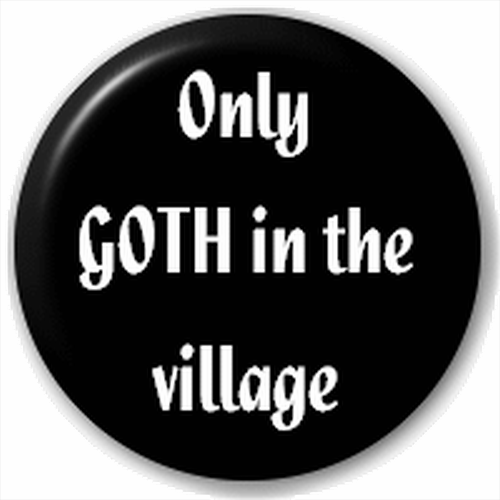 only_goth_in_the_village