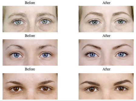 How-to-Trim-Eyebrows-for-Women-Men-and-Tips-for-Brow-Trimming-Before-and-After