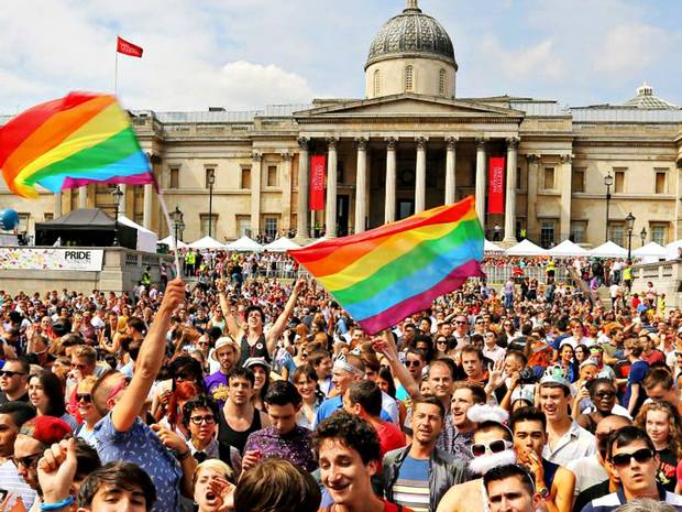 GAY PRIDE - GOING OUT GUIDE