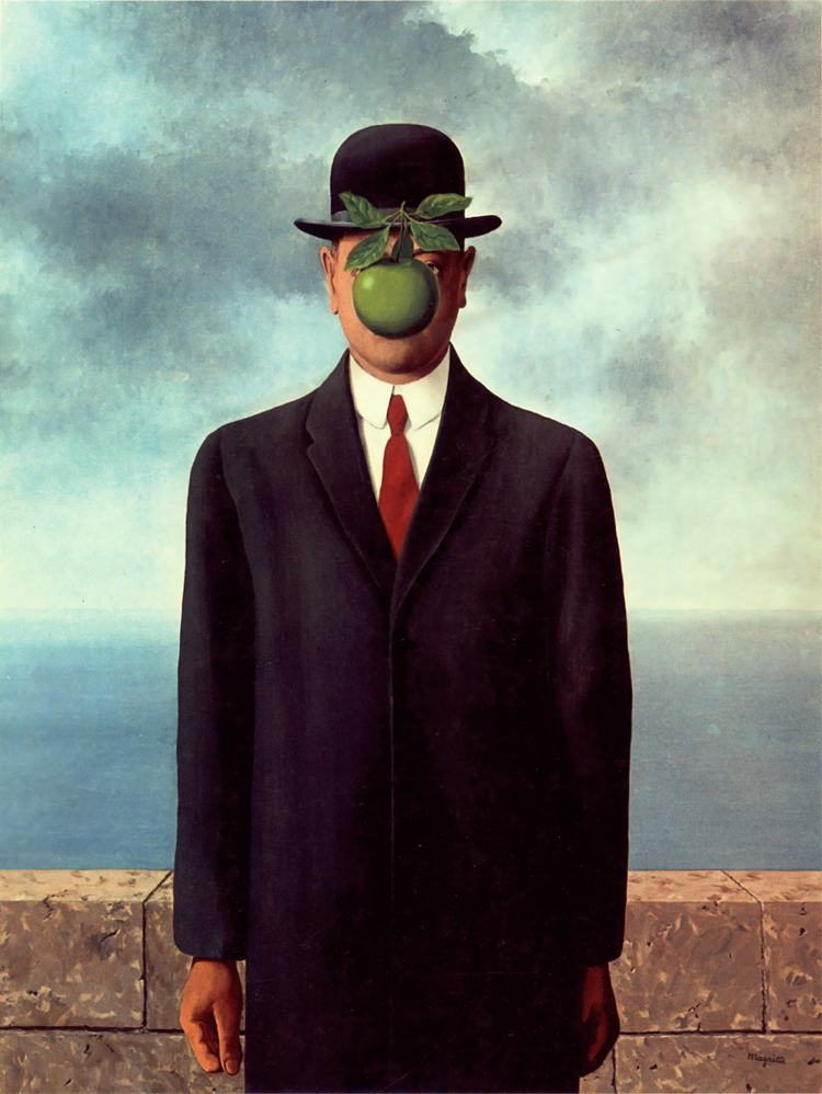 the-son-of-man-by-rene-magritte